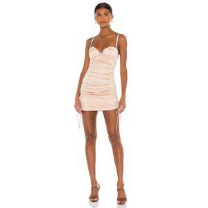 OW Intimates Freja Bra Dress in Rose Nude